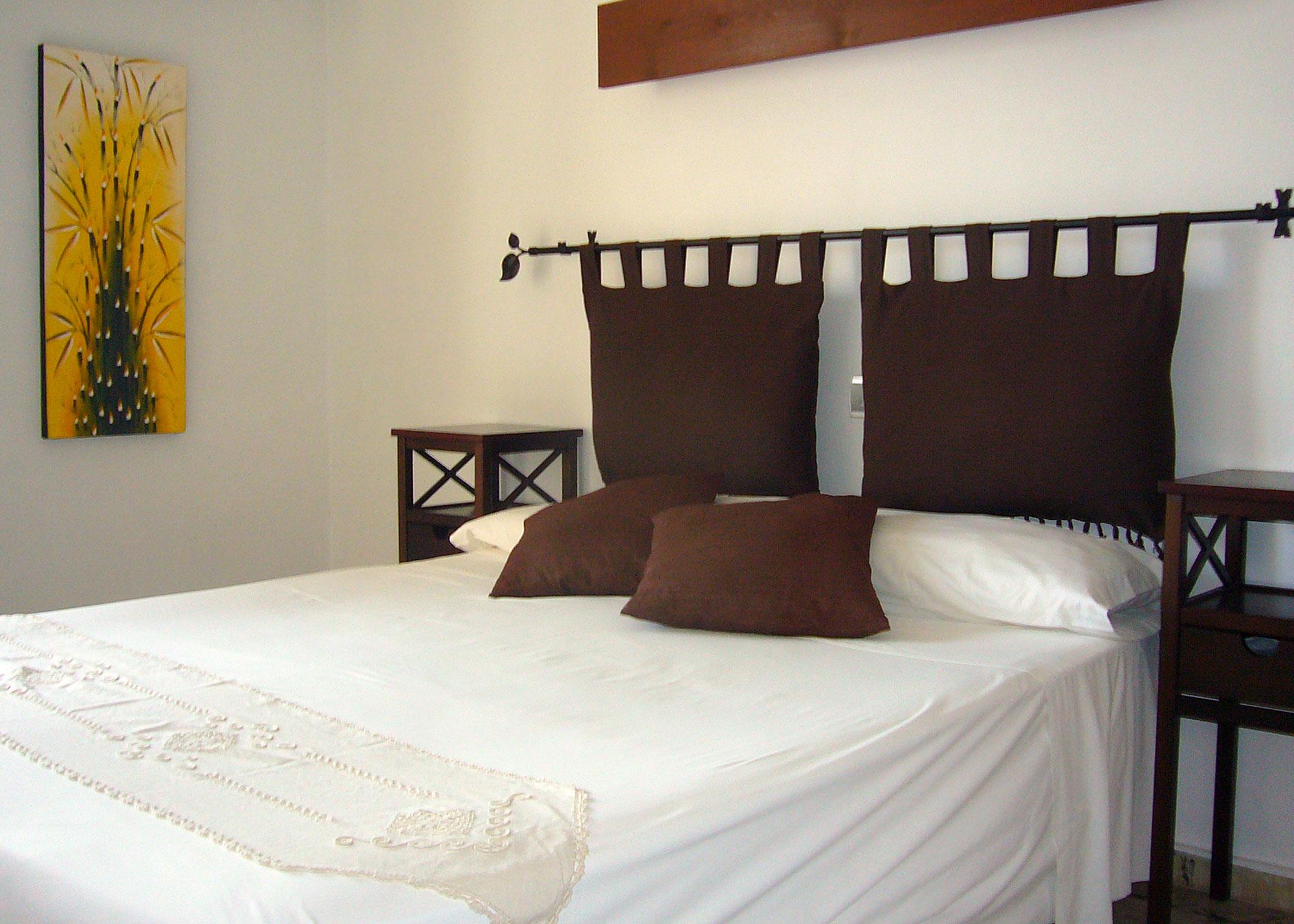 chambre dans une auberge près de la plage à Ibiza